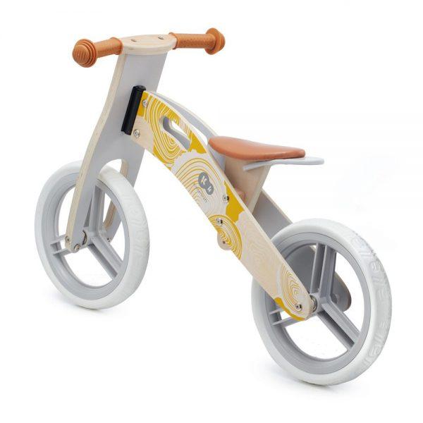 Bicikl bez pedala Kinderkraft Runner Žuti