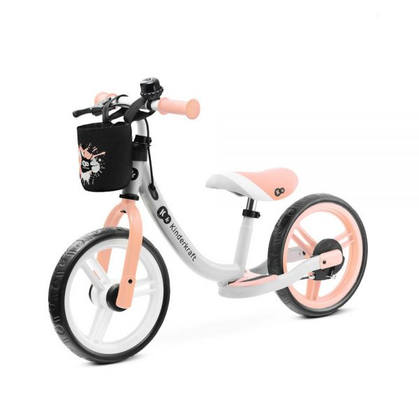 Bicikla bez pedala Kinderkraft Space coral