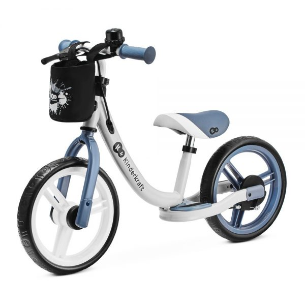 Bicikla bez pedala Kinderkraft Space plavi