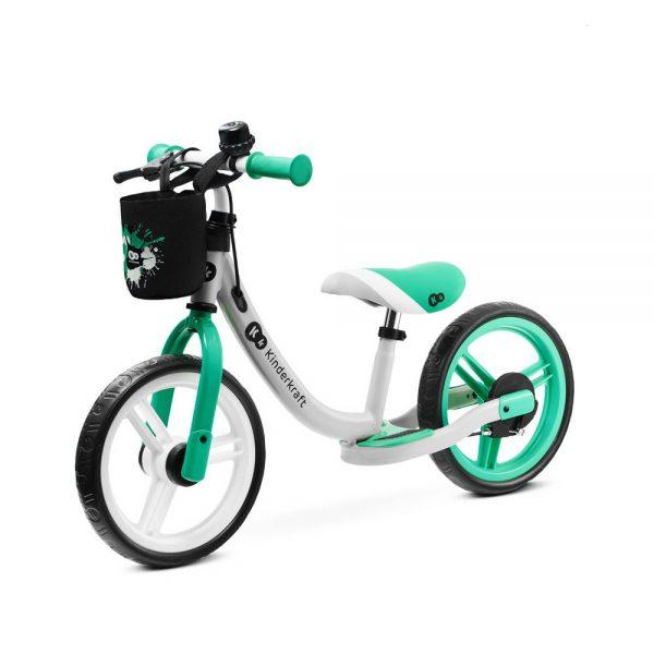 Bicikla bez pedala Kinderkraft Space zeleni