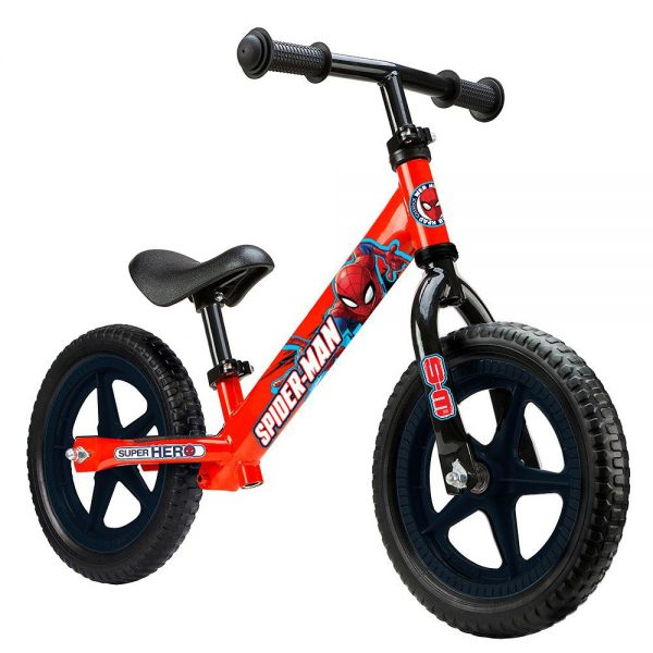 Bicikl bez pedala Spiderman