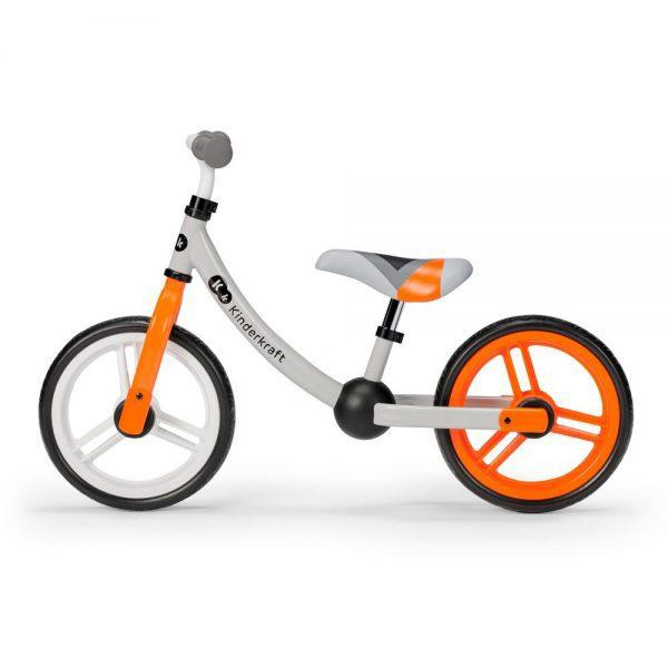 Bicikl guralica Kinderkraft 2Way narančasti