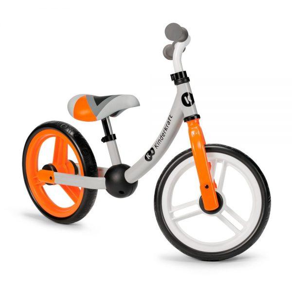Bicikl guralica Kinderkraft 2Way Next narančasti
