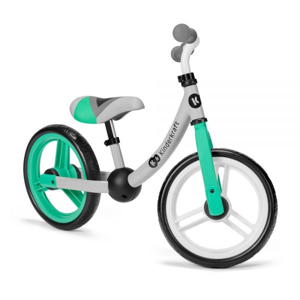 Bicikl guralica Kinderkraft 2Way Next zeleni