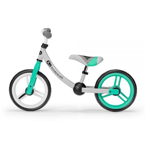 Bicikl guralica Kinderkraft 2Way zeleni