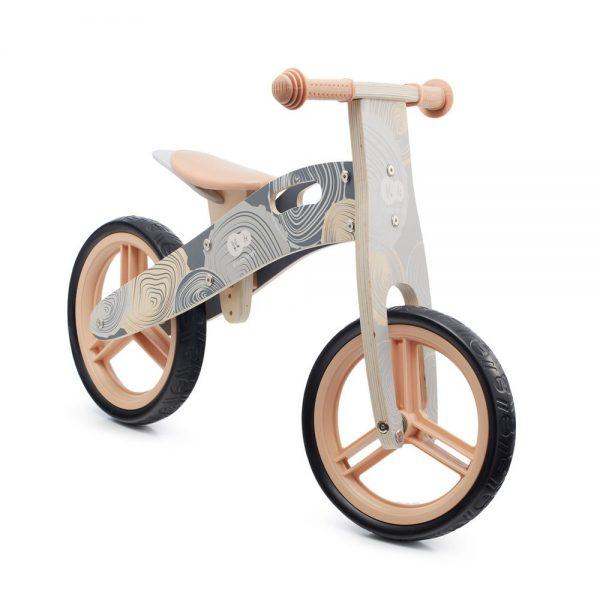 Bicikl guralica Kinderkraft Runner sivi