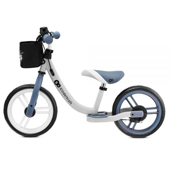 Bicikl guralica Kinderkraft Space plavi