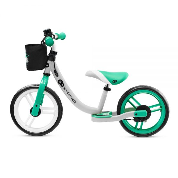 Bicikl guralica Kinderkraft Space zeleni
