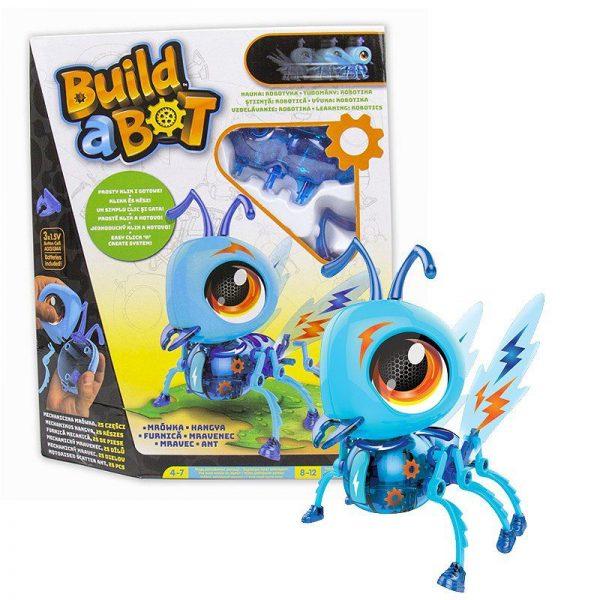 Build a Bot robot Mrav