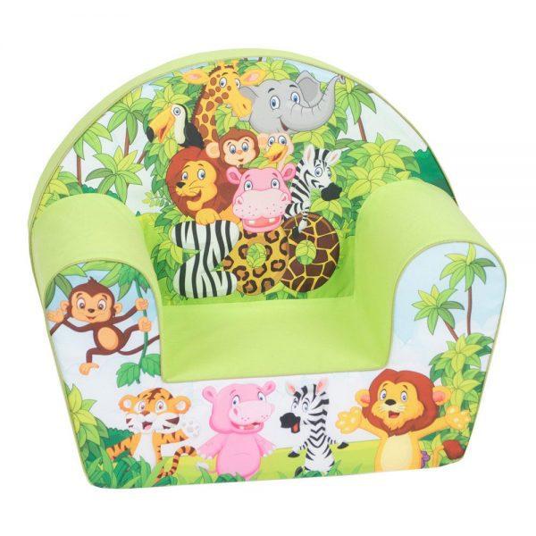 Dječja fotelja Džungla