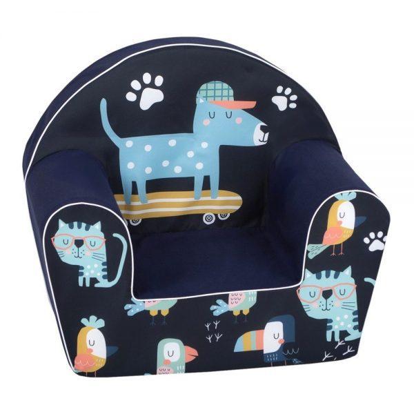 Dječja fotelja Pas