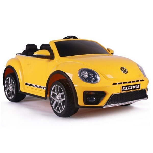 Dječji auto na akumulator VW Buba žuta