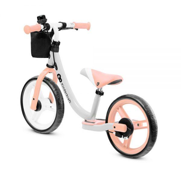 Dječji bicikl bez pedala Kinderkraft Space coral