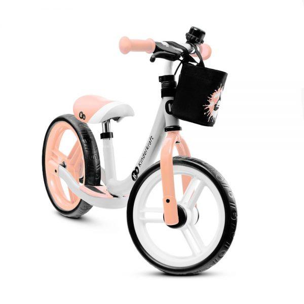 Dječji bicikl guralica Kinderkraft Space coral