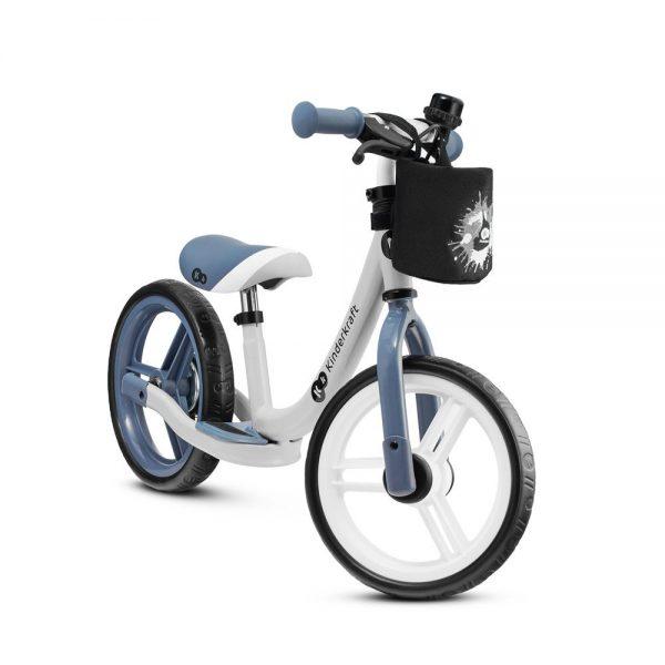 Dječji bicikl guralica Kinderkraft Space plavi