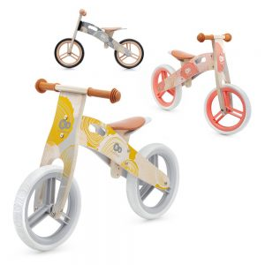 Drveni bicikl bez pedala Kinderkraft Runner 2021