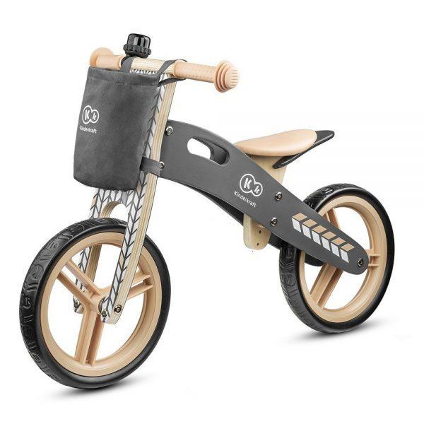 Drveni bicikl bez pedala Kinderkraft Runner nature