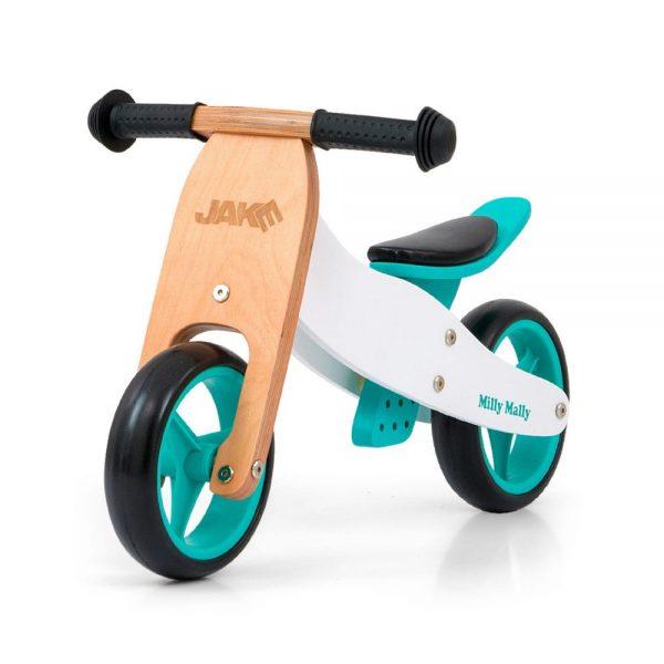 Drveni bicikl Milly Mally Jake Mint