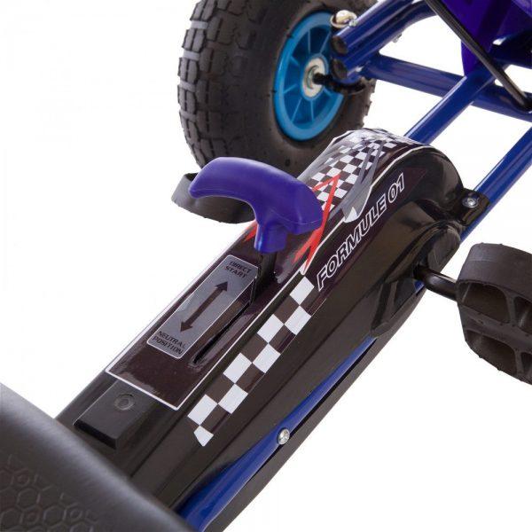 Formula na pedale mijenjač