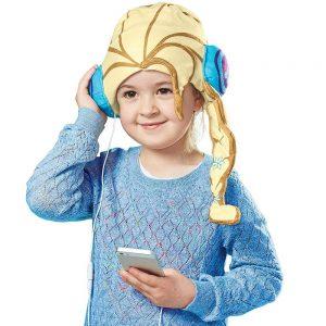 Frozen kapa sa slušalicama
