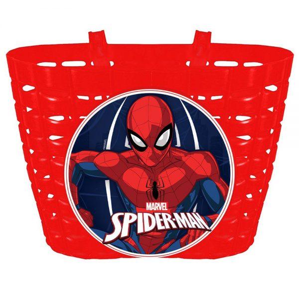 Košara za bicikl Spiderman