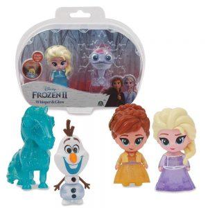 Frozen 2 set 2 mini lutkice