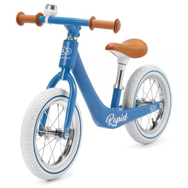 Bicikl bez pedala Kinderkraft Rapid plavi