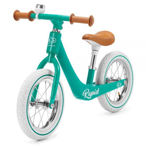Bicikl bez pedala Kinderkraft Rapid zeleni