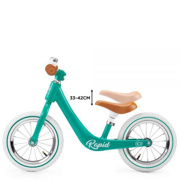 Bicikl Kinderkraft Rapid podesivo sjedalo