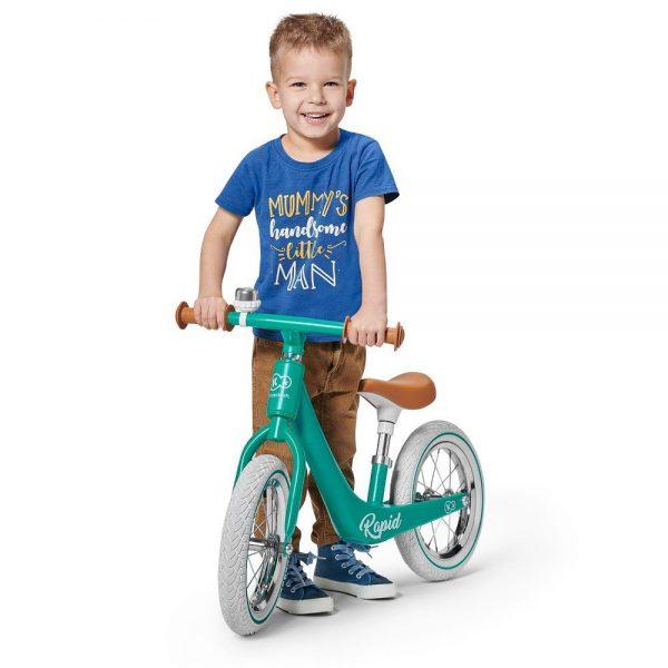 Dječji bicikl bez pedala Kinderkraft Rapid