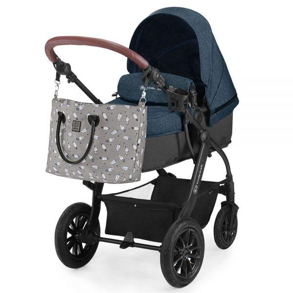 Kolica za bebe 3 u 1 Kinderkraft XMoov