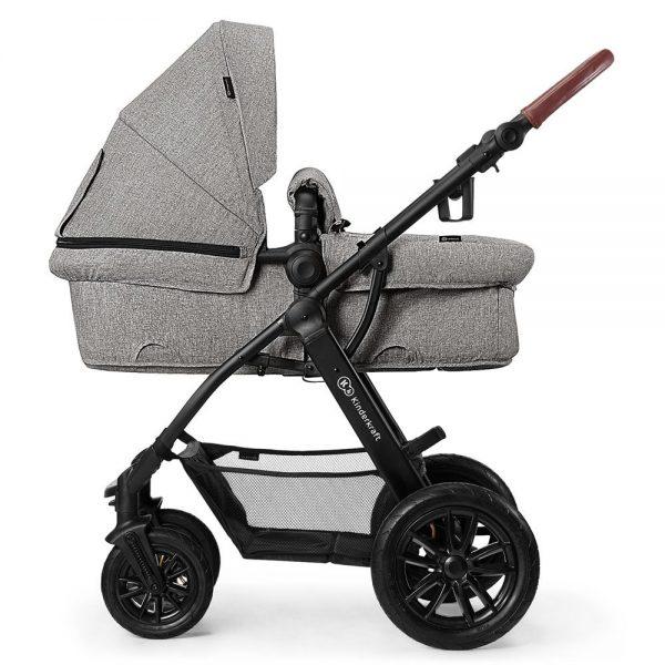 Kolica za bebe 3 u 1 Kinderkraft XMoov košara