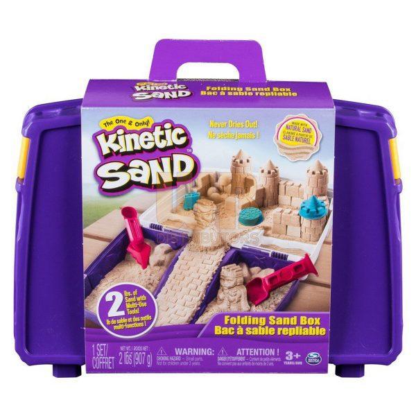 Kinetički pijesak Prijenosni pješčanik