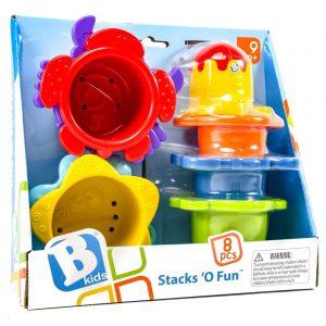 Bkids igračke za kadu zabavne čašice