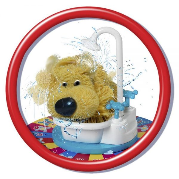 Društvena igra Mokar k'o pas kupanje