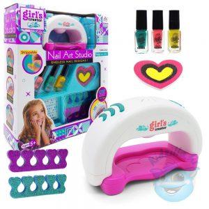 Dječji set za nokte Girls Creator