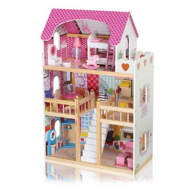 Kućica za lutke sa svjetlom