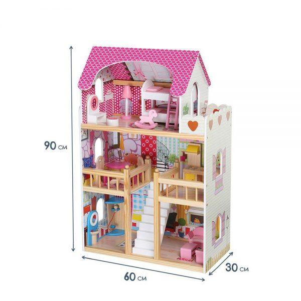 Kućica za lutke sa svjetlom dimenzije