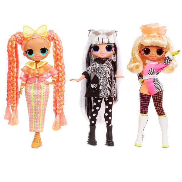 LOL OMG Surprise Lights modna lutka