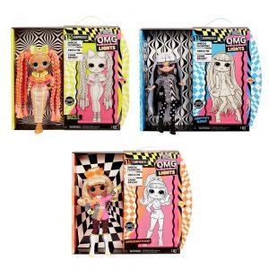 LOL Surprise OMG Lights modna lutka