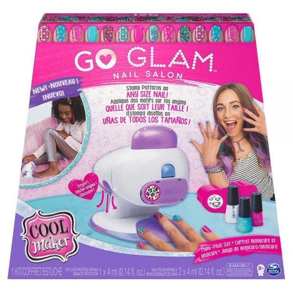 Go Glam printer za nokte 2 u 1