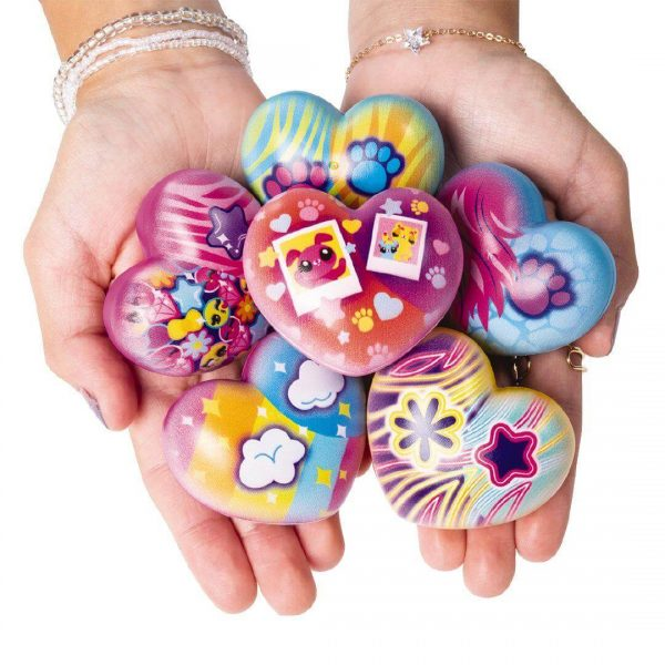 Hatchimals figurice Pet Obsessed 3 kom srca