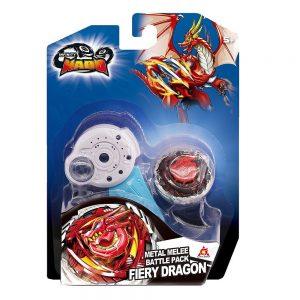 Infinity Nado V Classic Fiery Dragon