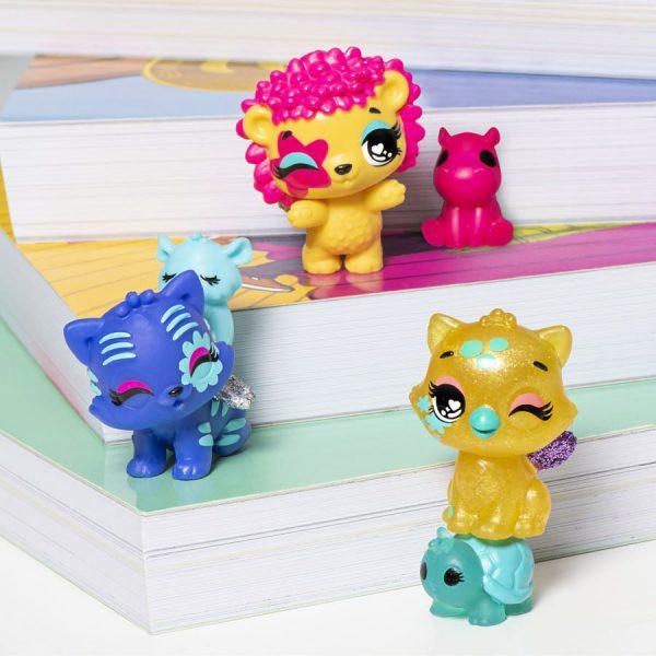 Pet Obsessed 3 kom Hatchimals figurice