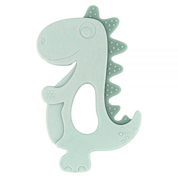 Silikonska grickalica Kikka Boo Dinosaur