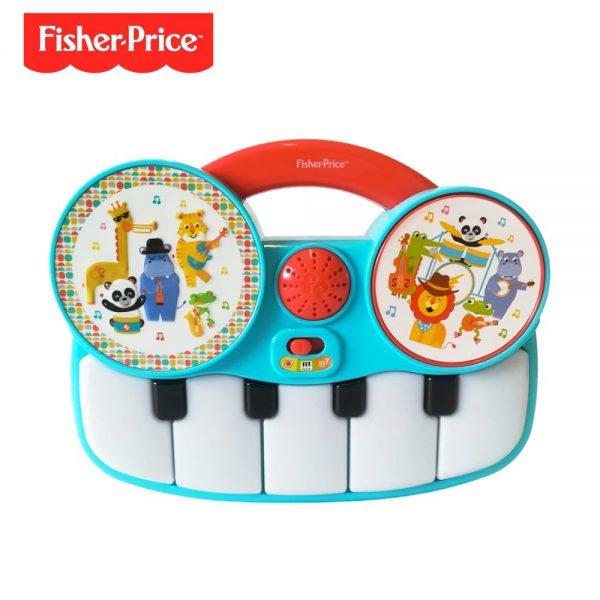 Fisher Price Moj prvi DJ piano