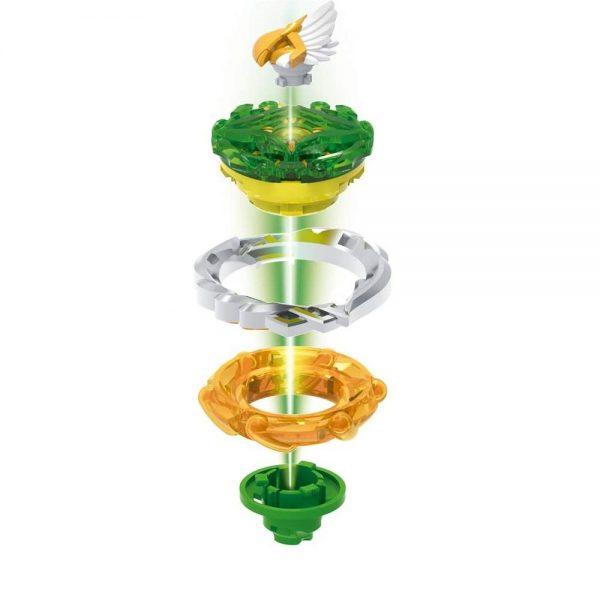 Infinity Nado V Advanced Jade Bow zvrk