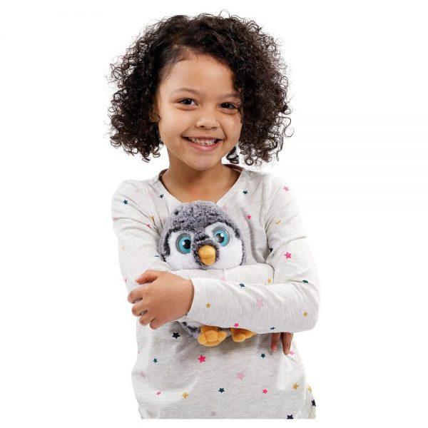 Animagic plišana igračka pingvin Peri