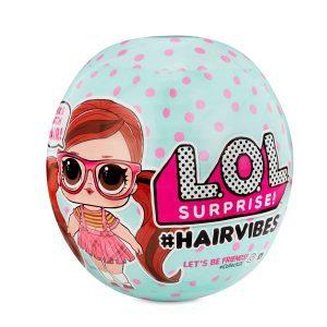 L.O.L. Surprise kugla iznenađenja Hairvibes