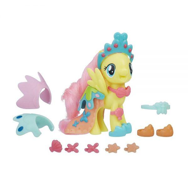 Moj mali poni Land&Sea dodaci i figurica Fluttershy